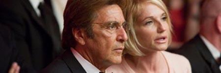 Ook Al Pacino mocht in deze film wat meer uit de verf komen.