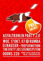 Asfaltkonijn Party