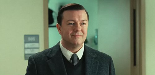 Ricky Gervais in Ghost Town