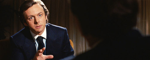 Michael Sheen in Frost/Nixon