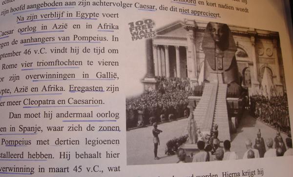 Geschiedenisles aan de K.U.Leuven