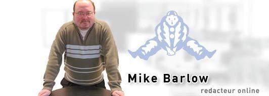 Mike Barlow op deredactie.be