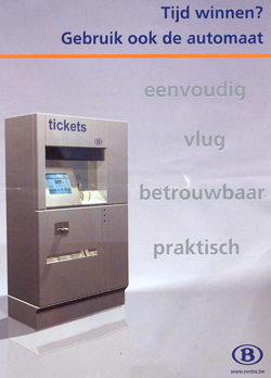 NMBS automaat