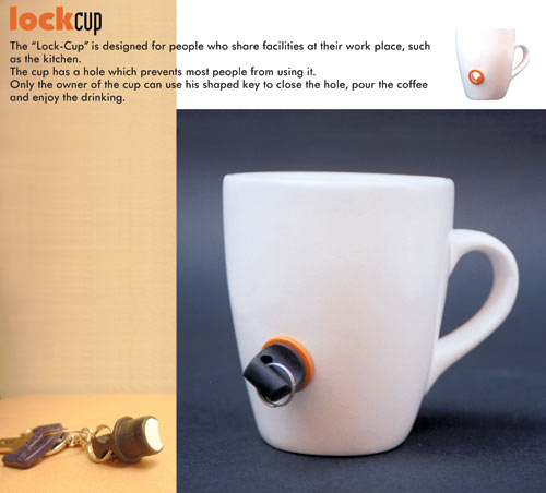 Lock Cup