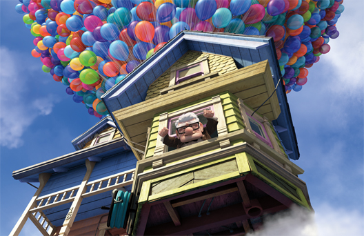 Up: de review