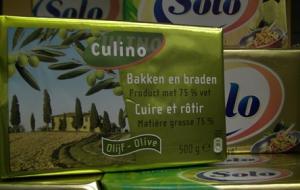 Culino. Product met 75% vet.