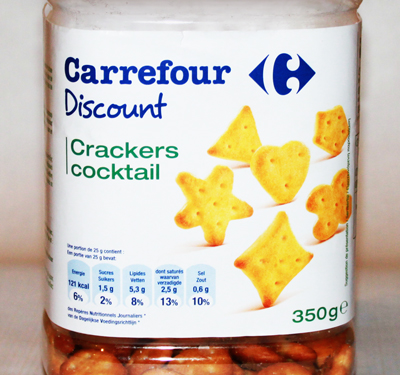 Carrefour Discount Crackers