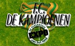 Tickets voor de FC De Kampioenen tentoonstelling