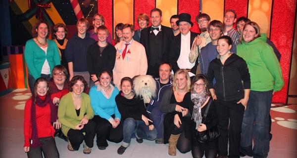 Samson en Gert Kerstshow 2010