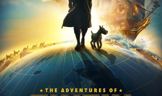The Adventures of Tintin: teaser-trailer