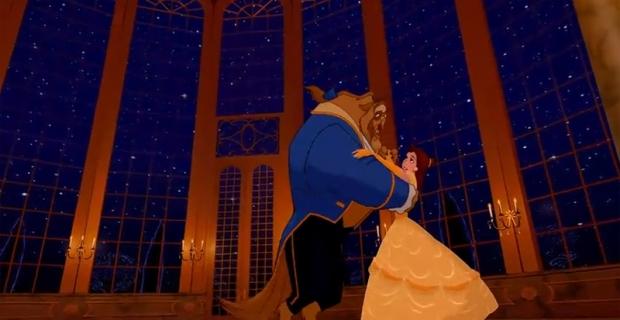Belle en haar Balzaal