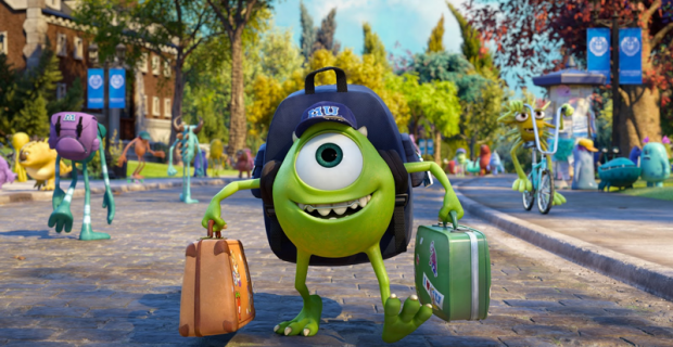 Monsters University ***