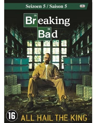 Win het gloednieuwe seizoen van Breaking Bad!
