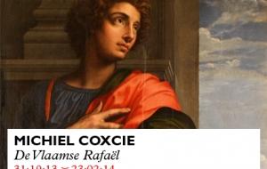 Michiel Coxcie, de Vlaamse Rafaël ***