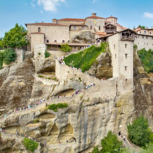 Agia Triada klooster in Meteora